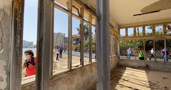Kıbrıs'taki Kapalı Maraş'ı, Konya Büyükşehir Belediyesi ve TOKİ yenileyecek