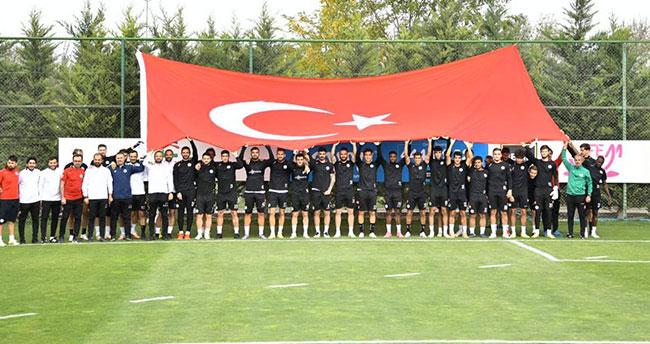 Konyaspor'da 29 Ekim coşkusu