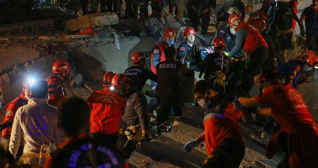 İzmir depremi ile ilgili açıklamalar!