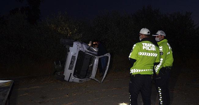 Konya'da iki kardeşi trafik kazası ayırdı
