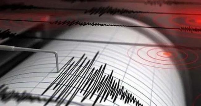 Kuşadası'nda 5,1 büyüklüğünde deprem