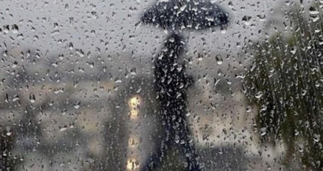 Meteoroloji uyardı: Konya'da gök gürültülü sağanak yağış bekleniyor