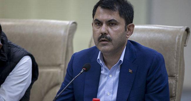 Çevre ve Şehircilik Bakanı Kurum: Depremin olduğu andan itibaren şu ana kadar 100 vatandaşımızı kurtardık