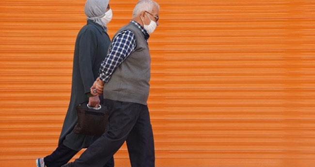 Bursa'da 65 yaş ve üzeri vatandaşlara sokağa çıkma kısıtlaması