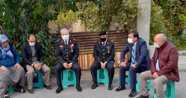 Konyalı şehit Sinan Aktay'ın beratı ailesine verildi