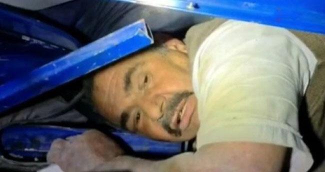Enkazdan 26 saat sonra kurtarılan Helim Amca hayatını kaybetti