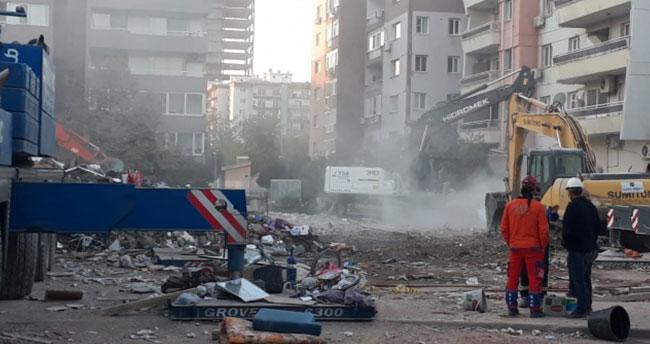 İzmir'de arama kurtarma faaliyetleri sona erdi