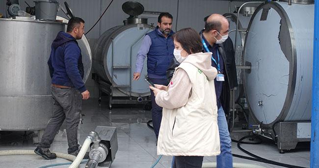 Konya'daki süt toplama merkezindeki skandalla ilgili yeni gelişme!