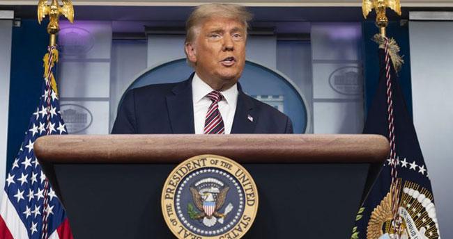 Trump'tan 'seçimleri Yüksek Mahkeme'ye götürebiliriz' mesajı