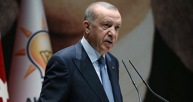 Cumhurbaşkanı Erdoğan: Anadolu topraklarından bölgemiz ve dünyaya barış ve huzur getirecek mücadelenin içindeyiz