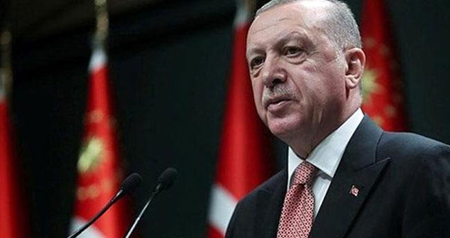 Cumhurbaşkanı Erdoğan: Modern kapitülasyonlara karşı tarihi mücadele veriyoruz