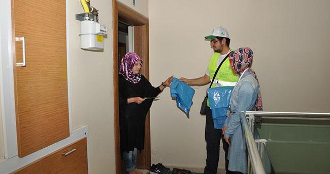 Meram Belediyesine 'sıfır atık' belgesi