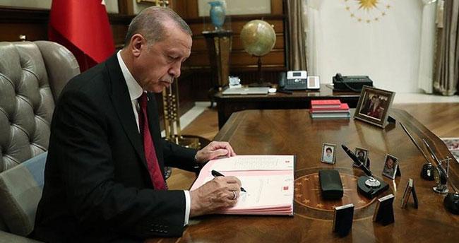 7 bakanlık ile bazı kurumlara ilişkin atama kararları Resmi Gazete'de