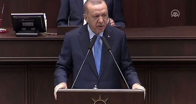 Cumhurbaşkanı Erdoğan: Kabine değişikliği yönündeki spekülasyonlar, tamamen masa başında uydurulan haberler