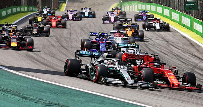 Formula 1'de 16 pilot ilk kez İstanbul'da yarışacak