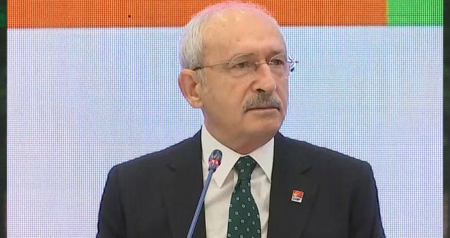 Kılıçdaroğlu: Türkiye Cumhuriyeti Devleti'ni bizden daha iyi yönetecek ikinci bir kadro yoktur