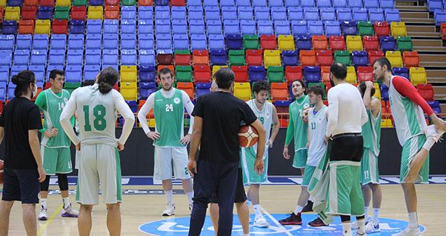 Konya Basket çalışıyor