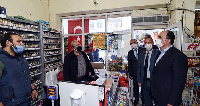 Başkan Altay: El birliğiyle ilçelerimizin gelişimine katkı sağlıyoruz