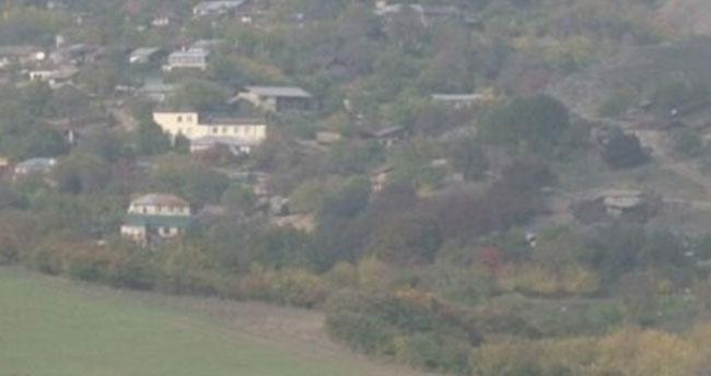 Ermenistan işgalinden kurtarılan Hocavend bölgesindeki köyler görüntülendi
