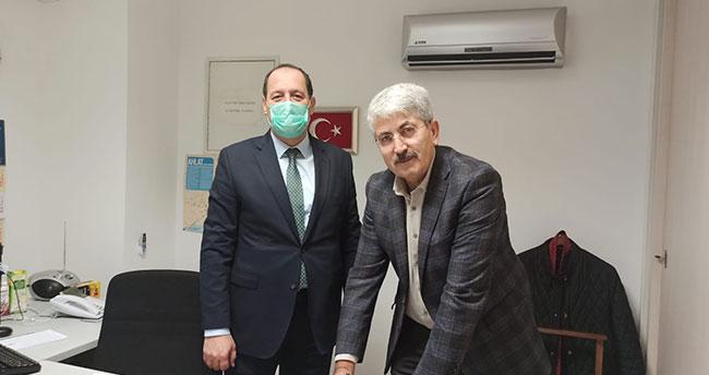 Konya Gazeteciler Cemiyeti ve TOKİ arasında protokol