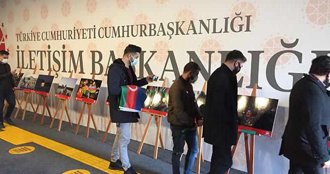 Dağlık Karabağ zaferinin fotoğrafları Konya'daki Azerbaycanlıları duygulandırdı