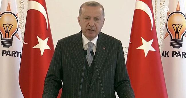 Cumhurbaşkanı Erdoğan: Ekonomi, hukuk ve demokraside yepyeni bir seferberlik başlatıyoruz
