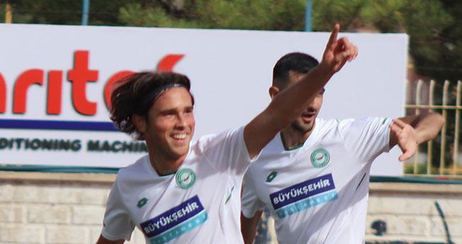 Ege, 8 maçta 7 gole ulaştı