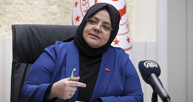 Aile ve Çalışma Bakanı Zehra Zümrüt Selçuk koronavirüse yakalandı