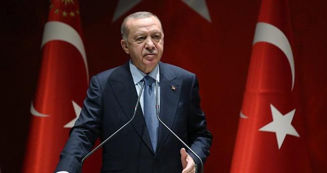 Cumhurbaşkanı Erdoğan'dan seyirci açıklaması