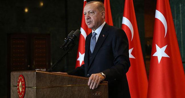 Erdoğan: Ülkemiz artık şahlanış dönemine giriyor
