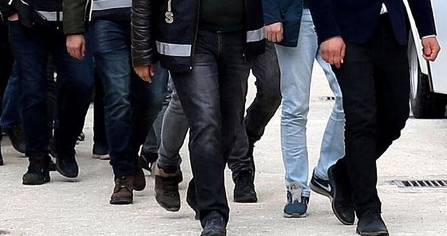 Konya merkezli 12 ilde FETÖ'nün TSK kripto yapılanmasına operasyon: 13 gözaltı