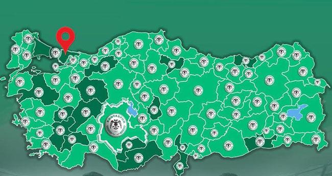 Konyaspor Futbol Okulları İstanbul Üsküdar'da