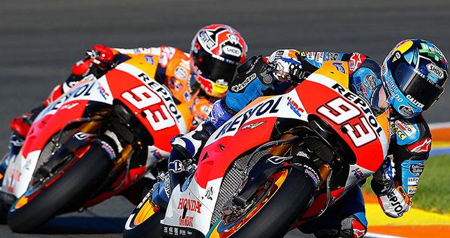 MotoGP'de sezon kapanıyor