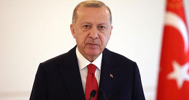Cumhurbaşkanı Erdoğan: Dostlarımızla ve müttefiklerimizle daha güçlü iş birliği halinde olmak istiyoruz