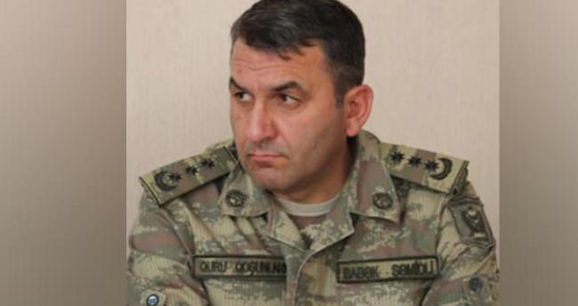 Dağlık Karabağ'da bir Azerbaycan askeri şehit oldu