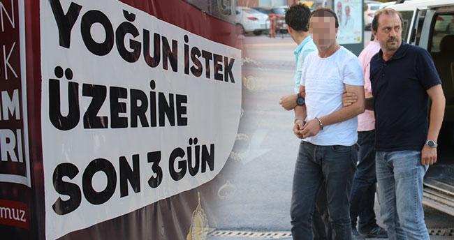 Konya'da 40 kilo altınla kayıplara karışan kuyumcu tutuksuz yargılanacak