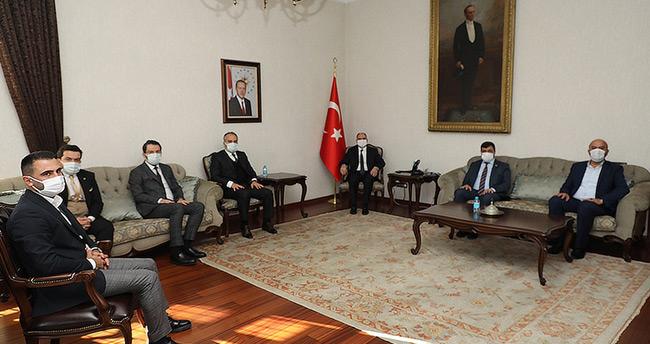 Bursa Büyükşehir'den Konya çıkarması
