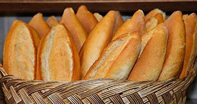 Konya'da ekmeğe 20 kuruş zam geldi