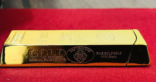3 bin 700 lira verdi! Külçe altın diye aldığı şey çakmak çıktı