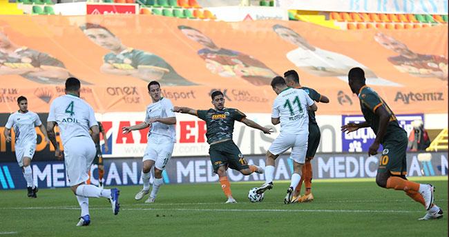 Alanyaspor- Konyaspor 1-0(Maç sonu)