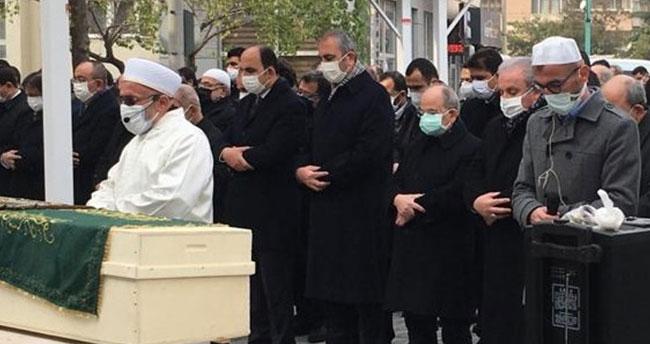 İl Sağlık Müdürü Koç'un acı günü! Cenazeye TBMM Başkanı Şentop ve Bakan Gül de katıldı