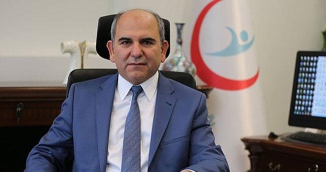 Konya İl Sağlık Müdürü Mehmet Koç'un babası hayatını kaybetti