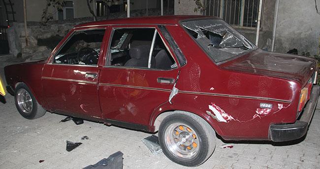 Konya'da havaya rastgele ateş açan şüphelinin yakalanması için çalışma başlatıldı