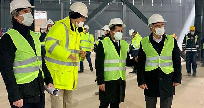 Milletvekili Altunyaldız yerinde inceledi! ASELSAN Konya Silah Sistemleri Fabrikası açılış için hazır