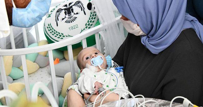 Ailesinin çabaları sonuçsuz kaldı! Konya'da SMA hastası Ali bebek yaşama tutunamadı