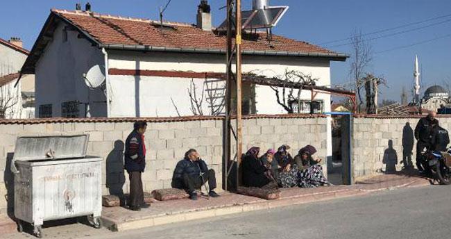 Konya'da eşini av tüfeğiyle öldürüp intihara kalkışan sanığa 20 yıl hapis cezası verildi
