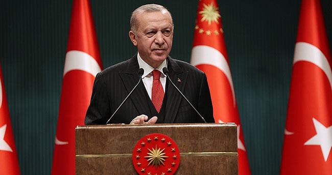 Cumhurbaşkanı Erdoğan: Türkiye'yi her türlü motor tasarımı ve üretimi alanında adres ülke yapma hedefimize yaklaşıyoruz