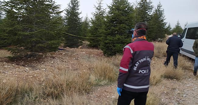 Konya'da üniversite yerleşkesinde erkek cesedi bulundu! 55-60 yaşlarında olduğu tahmin ediliyor
