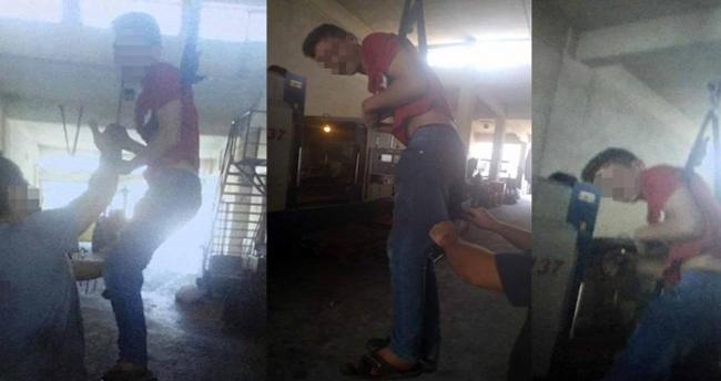 Konya'da 15 yaşındaki çırağa palangalı işkence davası devam ediyor