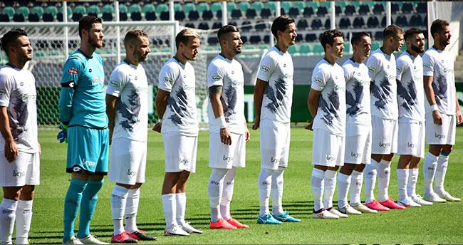 İşte Konyaspor'un maç kadrosu